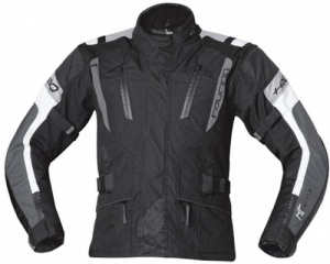 Held 4-Touring Mens Textile Jacket Black Gun
