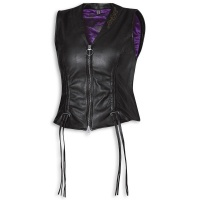 Held Shakira Ladies Leather Waist Coat