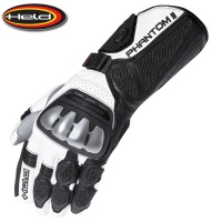 Held Phantom ll White Black Gloves