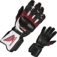 Joe Rocket Honda Leather Gloves