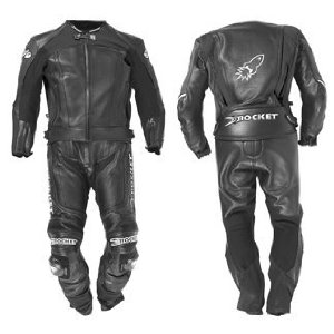 JOE ROCKET GPX 2PC Black