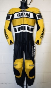 Scott Leathers Kenny Roberts Rep Suit