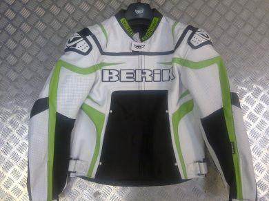 Berik leather jacket