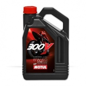 motul 300v 5w40 4 litres module moto. Black Bedroom Furniture Sets. Home Design Ideas