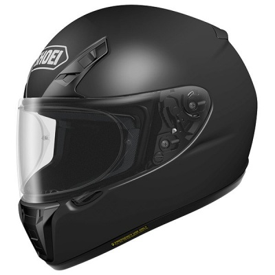 6f68661b Shoei RYD Plain - Matt Black - Module Moto