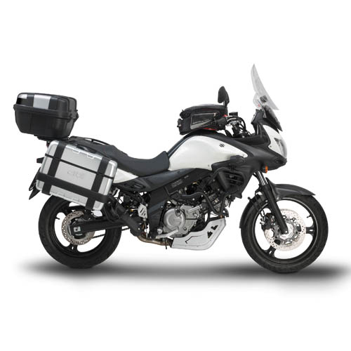 givi pl532 suzuki v strom 650 04 11 module moto. Black Bedroom Furniture Sets. Home Design Ideas