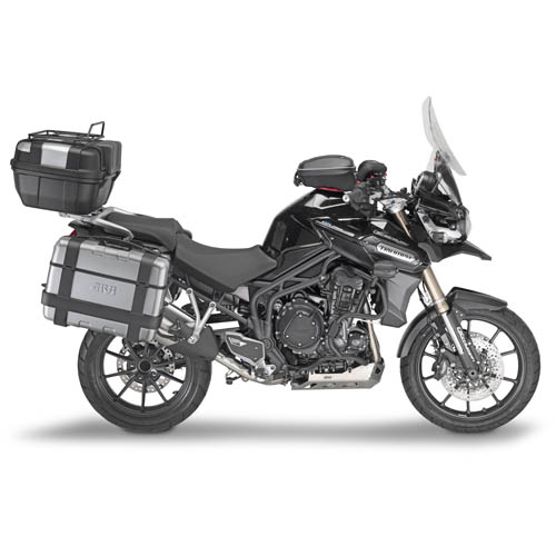 Givi Sr6403 Rear Rack For Tiger Explorer 1200 Monokey Cases