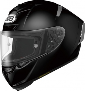 2b2d5bc2 Shoei X-Spirit 3 - Plain Black - Module Moto