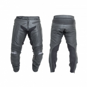 RST R-16 Leather Jeans - Blk