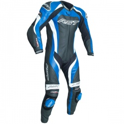 RST Tractech Evo 3 CE One Piece Leather Suit - Blue