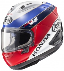 Arai RX-7V Honda RC30 - Limited Edition - FREE Race Visor and Helmet Bag