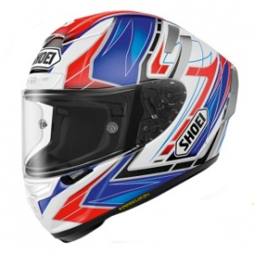Shoei X-Spirit 3 Assail - TC2 - Free Dark Race Visor