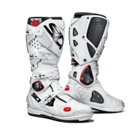 Sidi Crossfire 2 SRS MX  Boots White