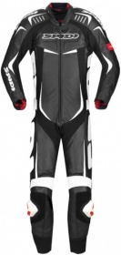 Spidi Track Wind Pro one piece - Black&Red