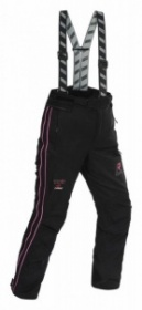 Rukka Suki Ladies Gore-tex Trouser - Black/Pink