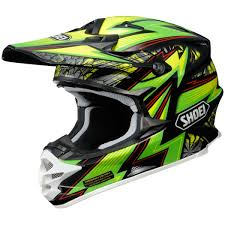 Shoei VFX-W Maelstrom TC-4 - Green