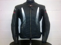 Teknic Mens Leather Jacket