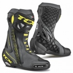 TCX RT-Race Boots - Blk/Yel/Fluo
