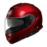 Shoei  Neotec 2 Flip Helmet - Wine Red