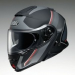 Shoei Neotec 2 - Excursion TC-5 Silver/Black + Optional SENA SRL-01 £189