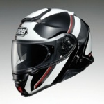Shoei Neotec 2 - Excursion TC-6 White/Black + Optional SENA SRL-01 £189