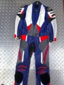 Spyke 2pc Suit Titanim Flo red  Purple