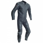 RST R-18 CE One Piece Leather Suit - Black