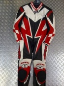 SPYKE 1pc Suit Red  White