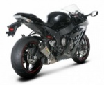 Akrapovic ZX10R 'E' approved Titanium Slip/On (Includes De-Cat Link Pipe) 2011-15
