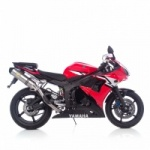 Yamaha R6 03/05 Leovince Hi Level Factory Evo 2 Titanium Can