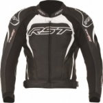 RST Tractech Evo II Jacket - Black/White