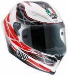 AGV CORSA 5HUNDREDS with Dark Race Visor