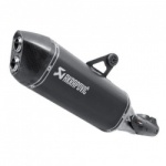 Akrapovic BMW R1200GS + Adventure LC 2013-18 Black Titanium Silencer