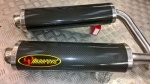 Akrapovic Ducati 748-916 45m Carbon Slip-On Silencers