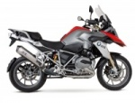 Remus BMW R1200GS LC13-17 Hexacone Slip-0n Titanium Silencer with removable Baffle!