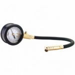 Tyre Pressure Gauge with Flexible Hose