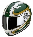 Scorpion EXO-500 Air Classico Green/Gold
