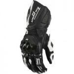 Furygan AFS 110 Race Glove Black/White