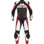 Furygan Full Apex1 Piece - Red - Free Forcefield L2K Back Protector