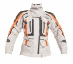 RST Pro Series Paragon 5 Textile Jacket - Silver&Red