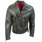 Richa Triple - Leather Motorcycle Jacket