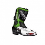 RST Tractech Evo CE Race Boots Green