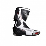 RST Tractech Evo CE Race Boots White