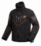 Rukka Nivala Gore-Tex Jacket Black/Orange