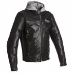 Segura Style Leather Jacket Black