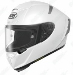 Shoei X-Spirit 3 Plain White