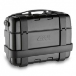 GIVI TRK33B TREKKER 33ltr Mono Key Black Line Top/Side Case