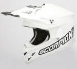 Scorpion VX15 Air Evo - Gloss White
