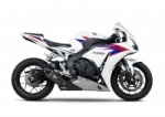 Yoshimura Honda CBR1000RR(ABS) 08/11 R-77 Carbon Slip-On  Includes Heat Shield !