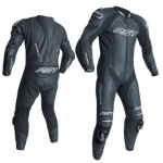 RST Tractech Evo 3 CE One Piece Leather Suit - Black